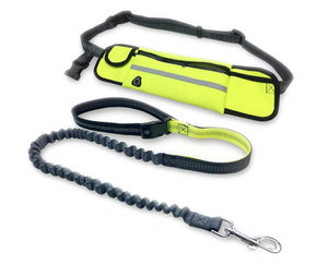 Retractable Running Leash