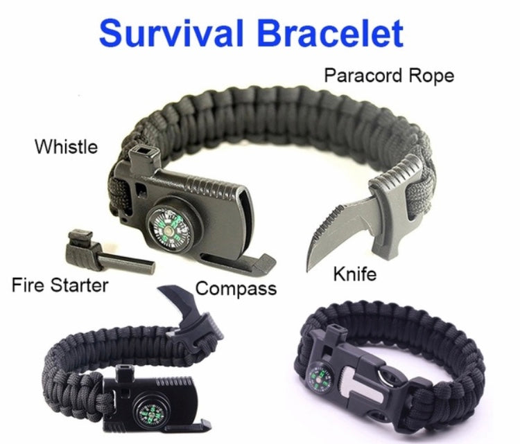 Ranger Survival Tactical Bracelet