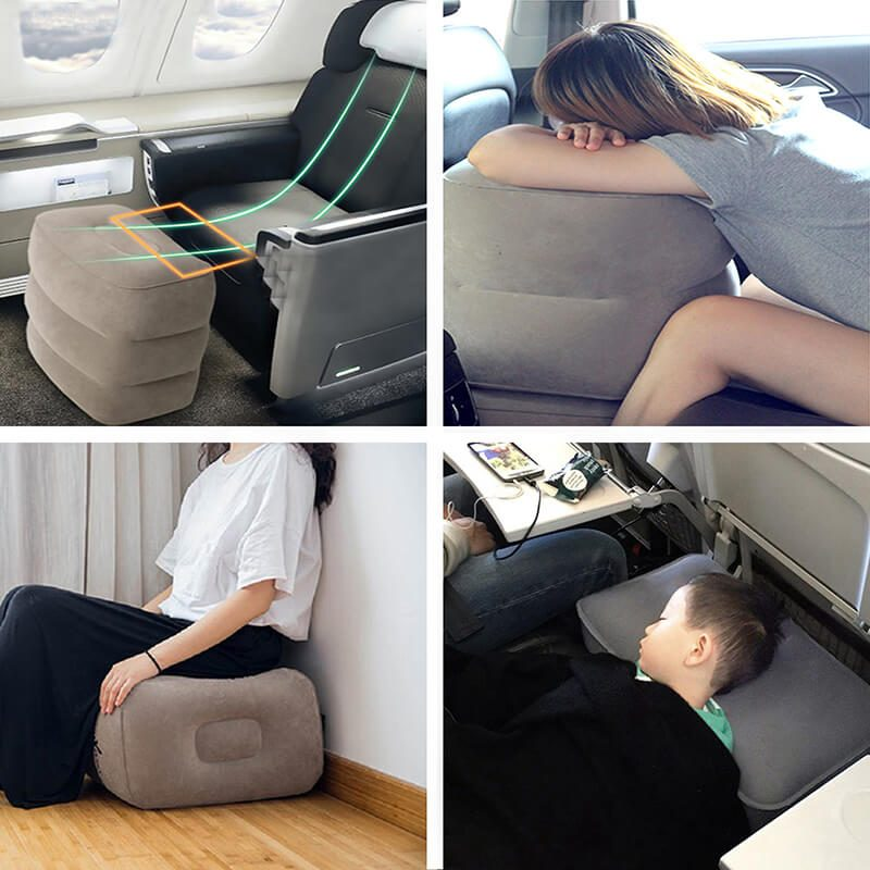 The Traveler Rest Pillow