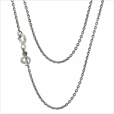 Sterling Silver Chain (18