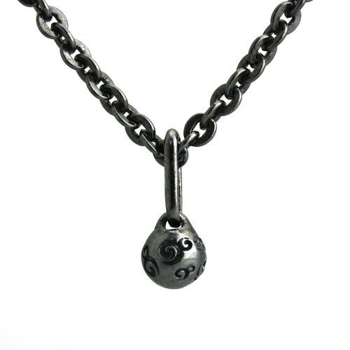 Dirty Ohm Ball Necklace (36