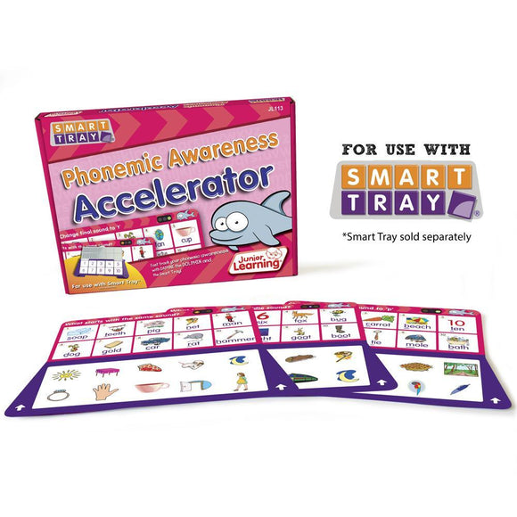 Phonemic Awareness Accelerator
