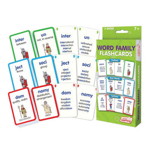 Word Family Flashcards