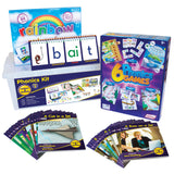 Letters & Sounds Phase 3 - Phonics Kit