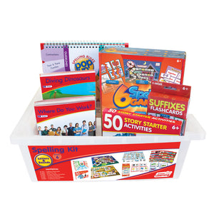 Letters & Sounds Phase 6 - Spelling Kit