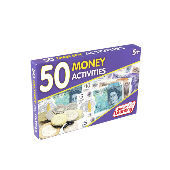 50 Money Activities UK