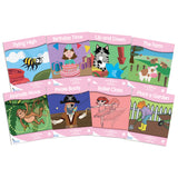 Fantail Readers Level 2 - Pink Fiction (Set of 6)