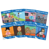 Fantail Readers Level 5 - Blue Fiction (Set of 6)