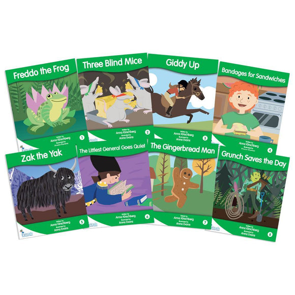 Fantail Readers Level 6 - Green Fiction