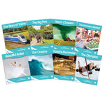 Fantail Readers Level 8 - Turquoise Non-Fiction (Set of 6)