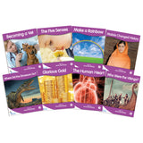 Fantail Readers Level 9 - Purple Non-Fiction (Set of 6)