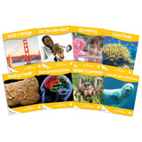 Fantail Readers Level 10 - Gold Non-Fiction (Set of 6)