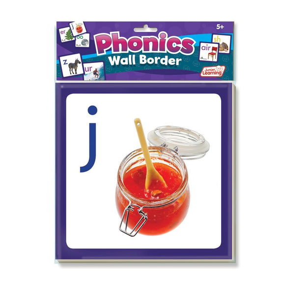 Phonics Wall Border