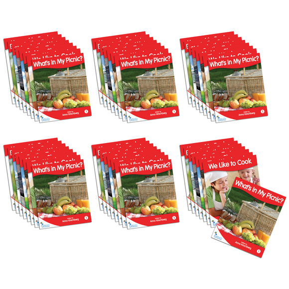 Fantail Readers Level 3 - Red Non-Fiction (Set of 6)