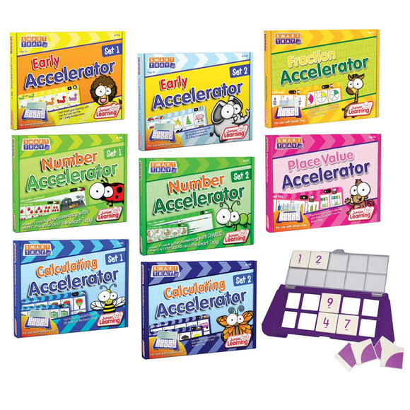 Smart Tray Numeracy Accelerator Set