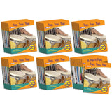 Letters & Sounds Phase 2 Set 1 Non-Fiction - 6 Pack
