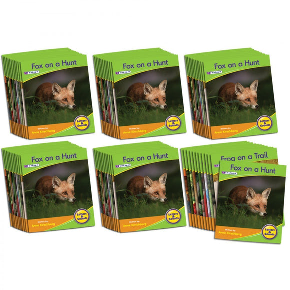 Decodable Readers Phase 4 - Blend Non-Fiction (6-Pack)