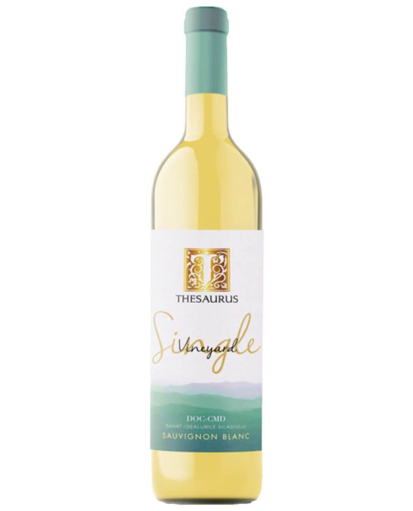 Thesaurus Single Vineyard Sauvignon Blanc 2017-Vinexpert