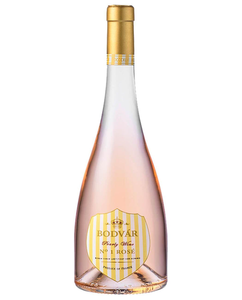 Spumant Bodvar No. 1 Pearly Rose Wine-Vinexpert