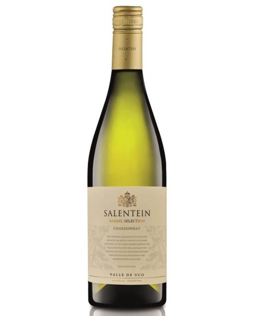 Salentein Barrel Selection Chardonnay 2018-Vinexpert