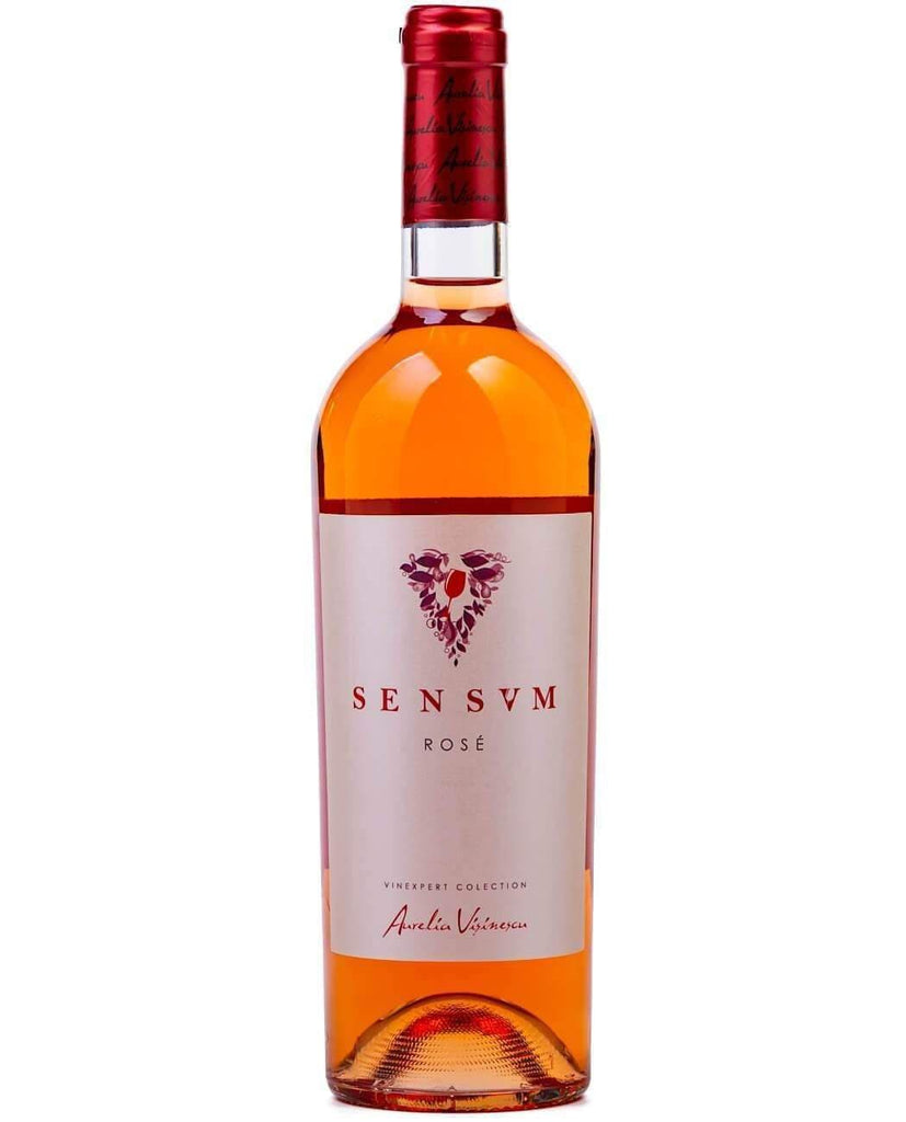 Aurelia Visinescu Sensum Rose 2016-Vinexpert