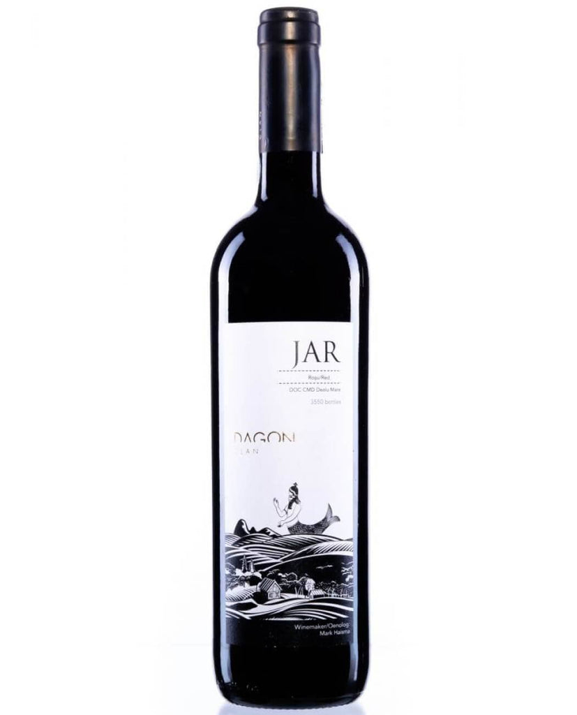 Dagon Clan Jar Rosu 2016-Vinexpert
