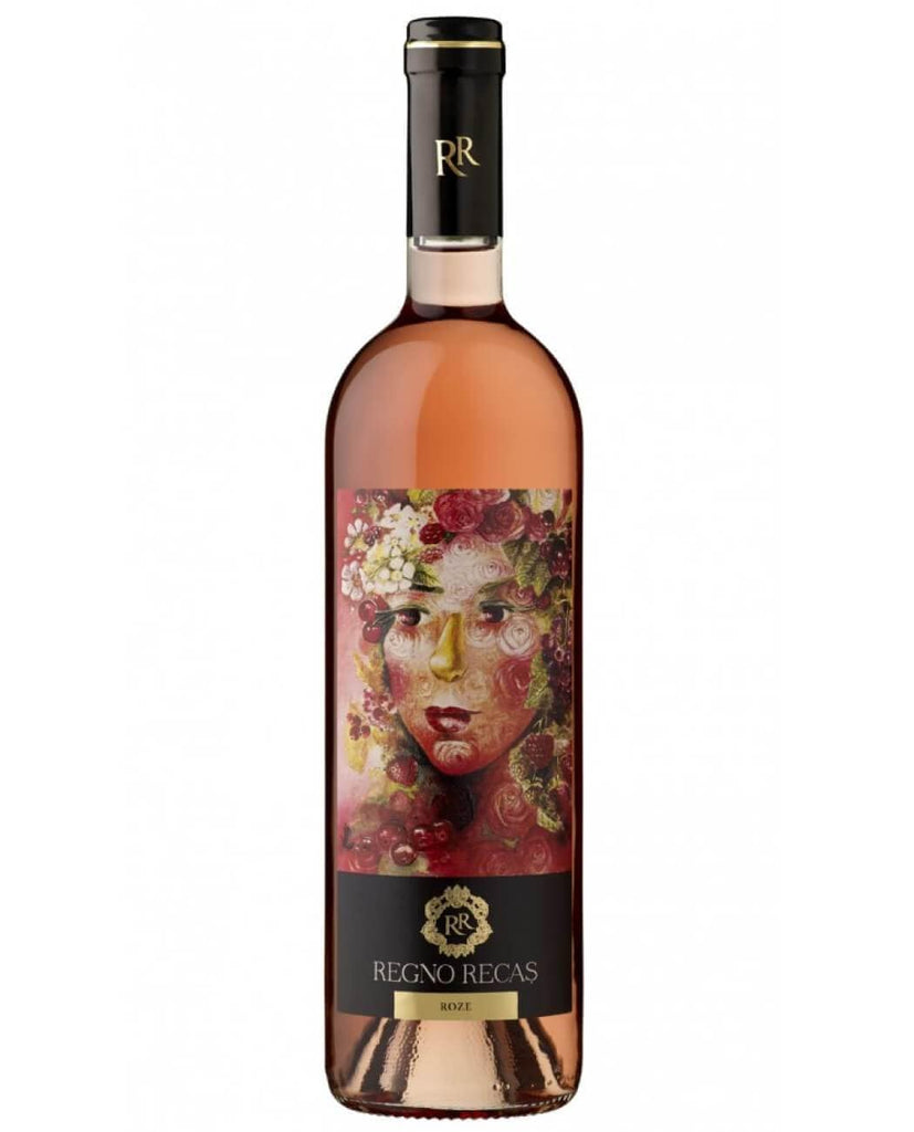 Recas Regno Rose 2017-Vinexpert