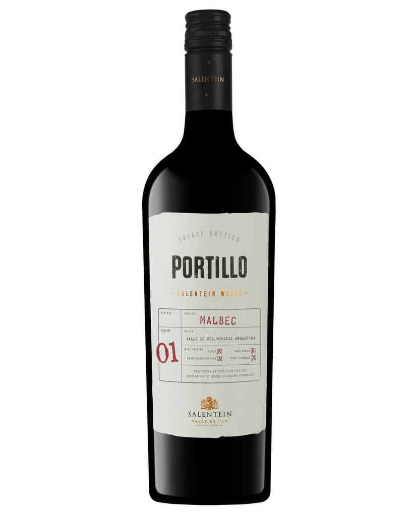 Salentein Portillo Malbec-Vinexpert