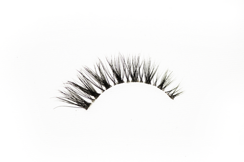 Girlie Faux Mink Strip Lashes