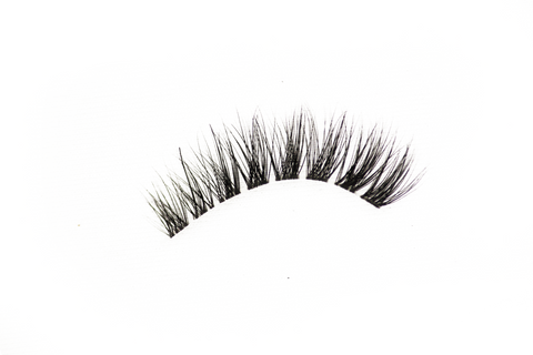 Image of Honey Faux Mink Strip Lashes