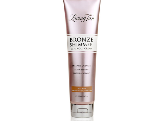 LOVING TAN - Bronze Shimmer Luminous Cream