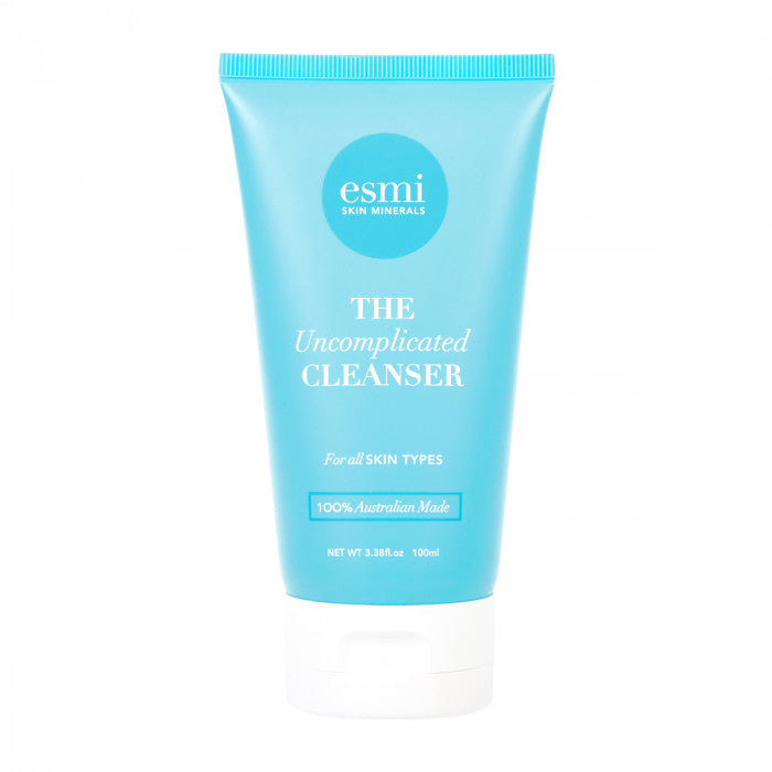 Esmi Skin Minerals - The Uncomplicated Cleanser 100ml