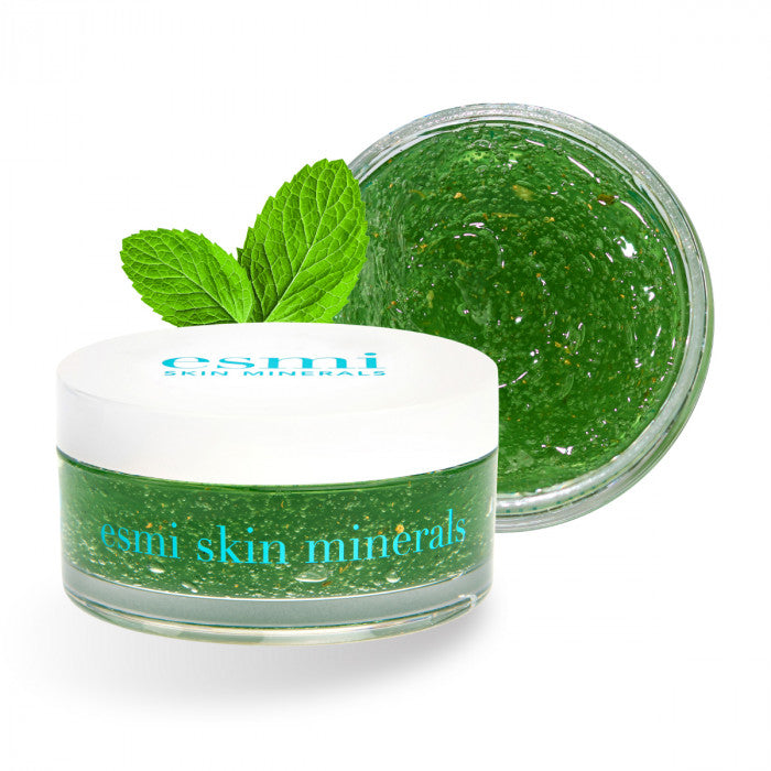 Esmi Skin Minerals -  Anti-inflammation Mint Gel Booster Mask 150ml