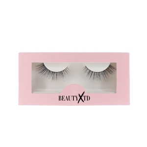 Honey Faux Mink Strip Lashes