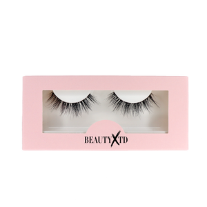 Polly Faux Mink Strip Lashes