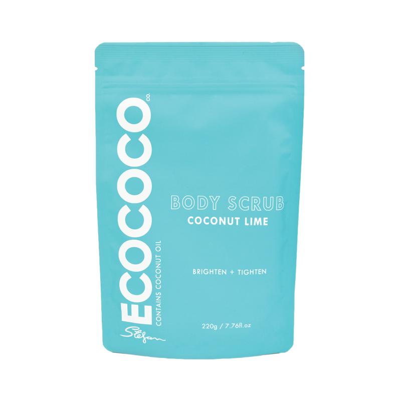 ECO COCO - COCONUT LIME BODY SCRUB