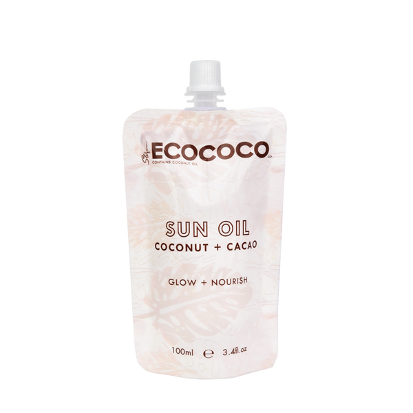 ECO COCO - SUN TAN OIL