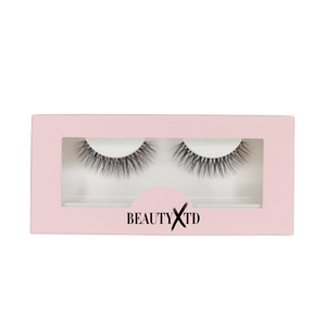 Tender Heart Faux Mink Strip Lashes