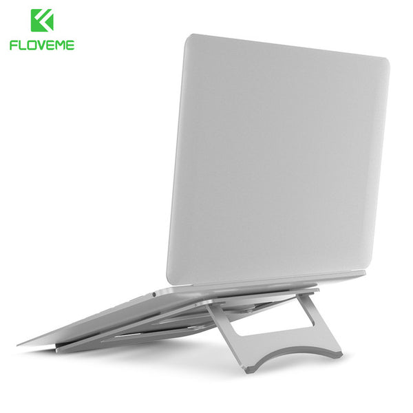 FLOVEME Laptop Stand Portable Tablet Holder Aluminium Laptop Stands For MacBook pro