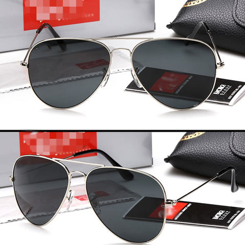 3025 Aviator Sunglasses Designer Brand with original LOGO and BOX