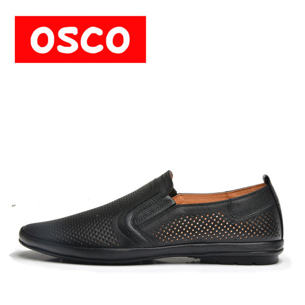 OSCO Men Shoe Casual Loafers Breathable Slip on
