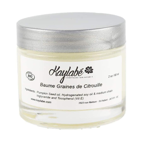 Kaylabé Health & Beauty > Personal Care > Cosmetics > Skin Care Baume Graines de citrouille