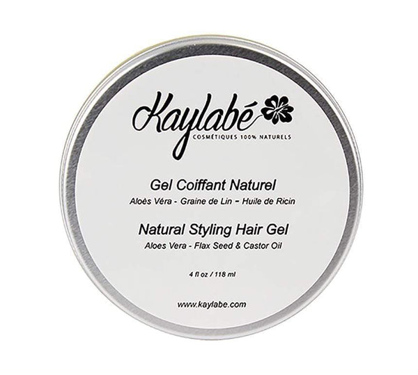 Natural styling gel