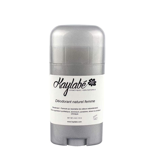 Kaylabé Health & Beauty > Personal Care > Deodorant & Anti-Perspirant Déodorant naturel