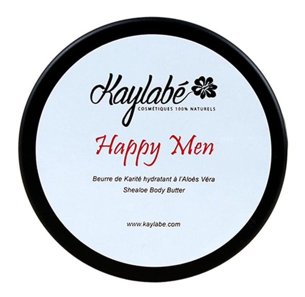 Kaylabé Produits Visage & Corps Happy Men - Shealoe Body Butter