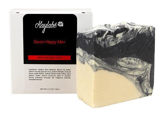 Kaylabé Health & Beauty > Personal Care > Cosmetics > Bath & Body > Bar Soap Savon Happy Men