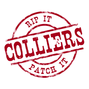 Collier's Rip It Patch It