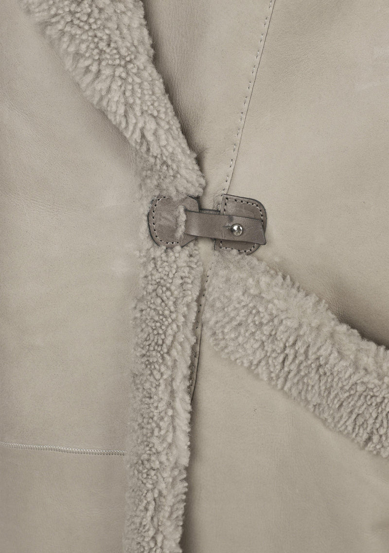 Shearling Coat (5745151901846)