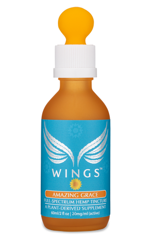 AMAZING GRACE DAYTIME WINGS Tinctures