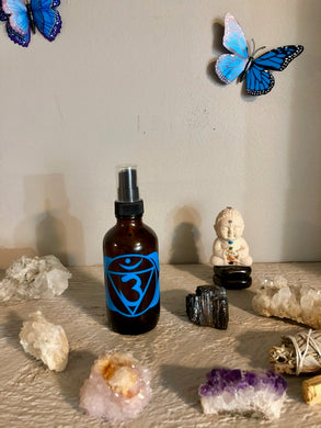 Third Eye Chakra (Ajna) Aura Spray